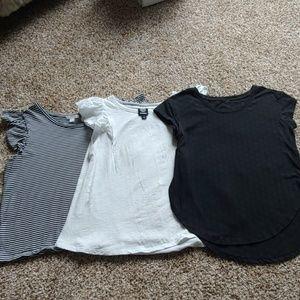 Tops - Bundle- Summer Shirts